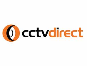 CCTV direct logo white