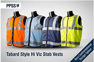 Non-Confrontational Body Armour PPSShivizstabvest