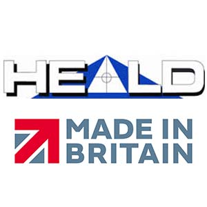 Heald Ltd Made in Britian