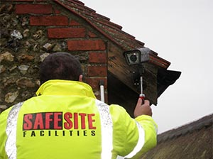 Vacant Property Security Safesite Facilities Management