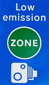 Videalert Low Emission trafic enforcment